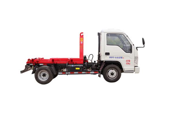 WTY5040ZXXA5福田车厢可卸式垃圾车