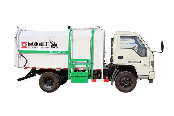 WTY5040ZZZA5福田自装卸式垃圾车