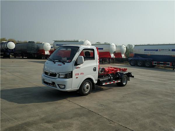 WTY5030ZXXD6型车厢可卸式垃圾车