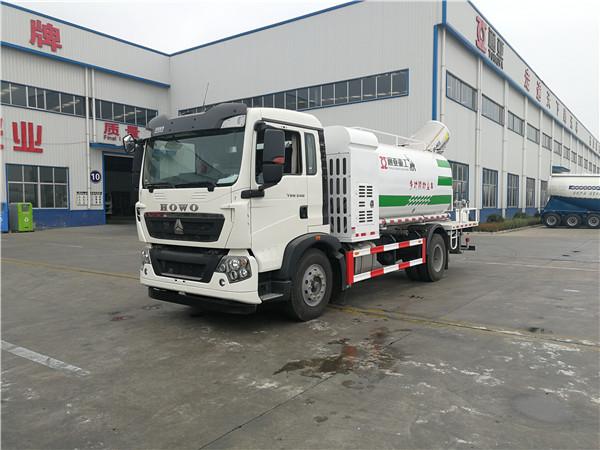 WTY5181TDYS6型重汽单发多功能抑尘车