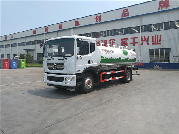 WTY5181GQXD6型东风多利卡清洗车(洒水车)